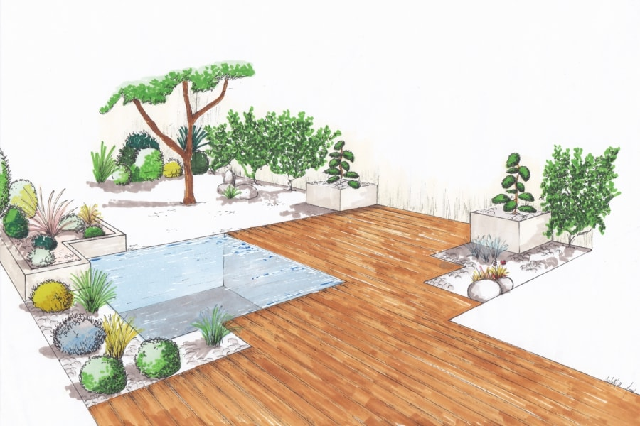 am nagement de jardin archives atelier cr ation paysage. Black Bedroom Furniture Sets. Home Design Ideas