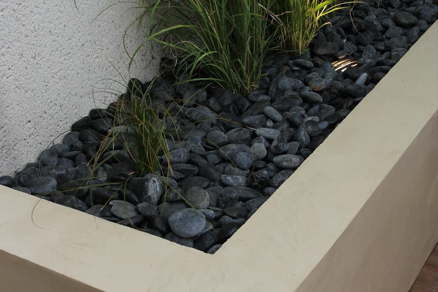 jardinière en beton ciré marius aurenti