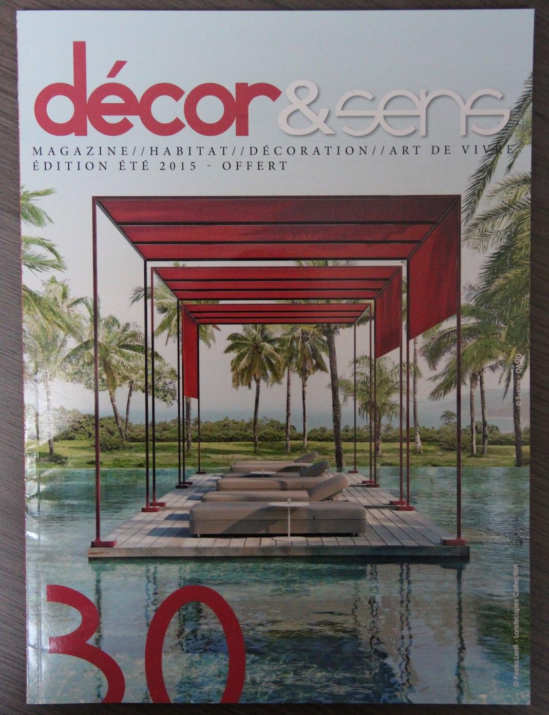 décor & sens magazine