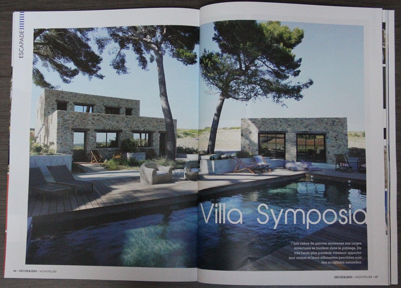 Villa symposia - Décor et Sens